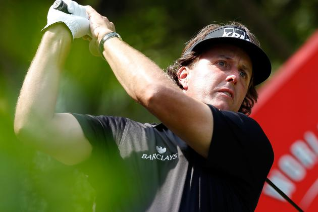 Phil Mickelson Releases Statement Addressing Tax Comments