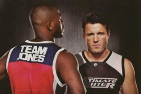 UFC Ultimate Fighter 17: TV Schedule and More for Team Jones vs. Team Sonnen