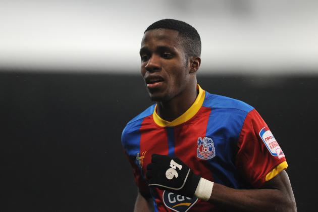 Arsenal Were NEVER Interested in Zaha, Insists Wenger
