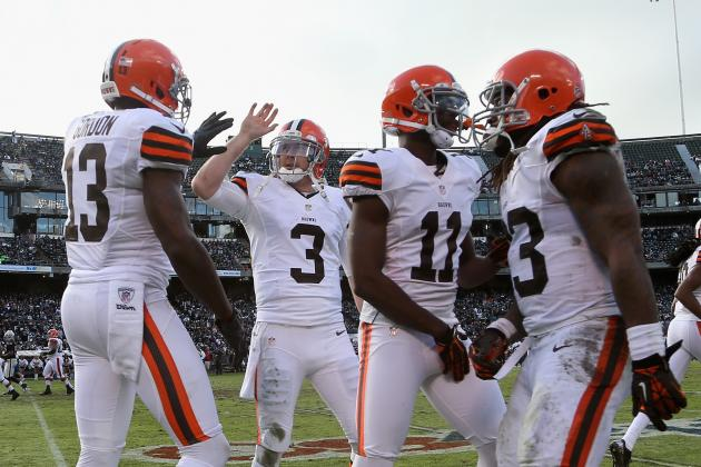Biggest Items on Cleveland Browns' Offseason Agenda