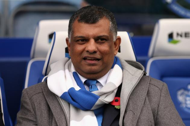QPR in Racism Storm as Coach Is Suspended over Claims of Abuse
