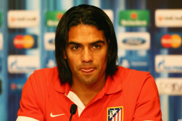 Radamel Falcao Denies Meeting with Real Madrid Chief Florentino Perez