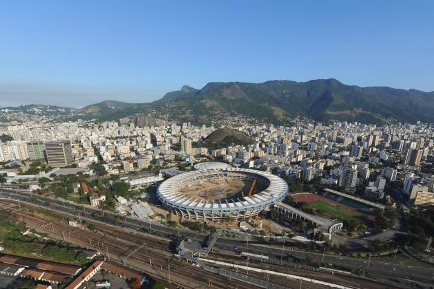Brazil 2014 World Cup Latest: Stadium Development, Ticket Process, Draw Details