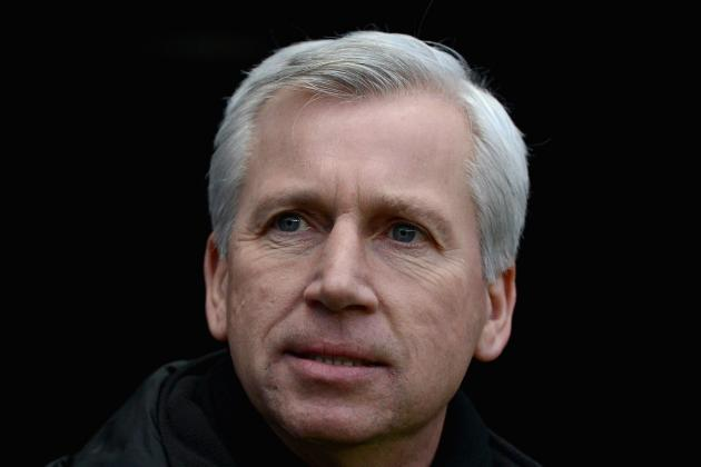 Alan Pardew Only Has Himself to Blame for Defeat Against Reading