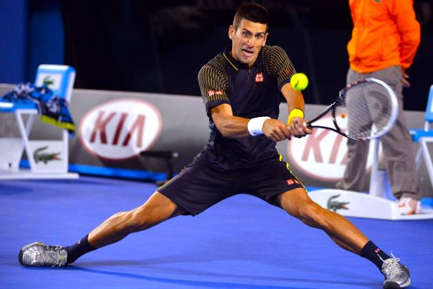 Australian Open 2013 Results: Day 9 Scores and Results Summary
