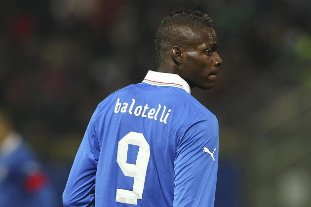 Zero Chance of Mario Balotelli Leaving Manchester City This Month, Says Agent