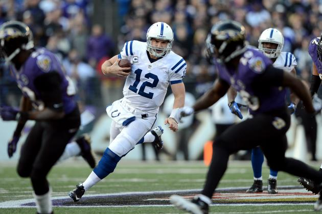 AFC South Unanswered Questions: Why Did Andrew Luck Stop Running?