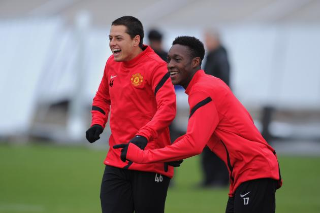 Javier Hernandez or Danny Welbeck: How Do Manchester United Choose?