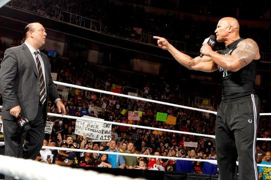 WWE Royal Rumble 2013: Could The Rock/CM Punk Match Become an Epic Failure?