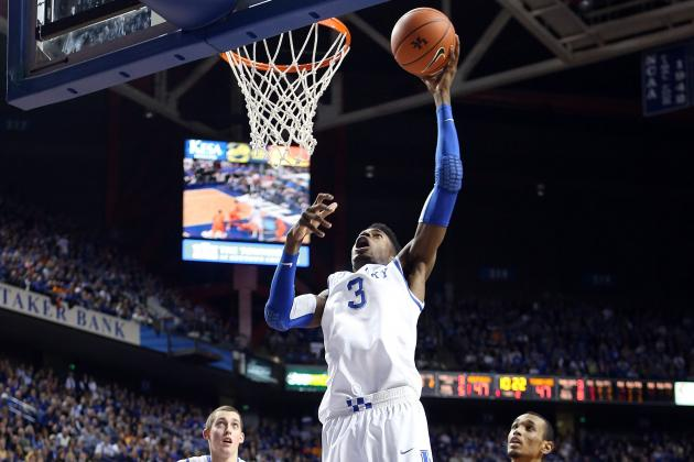 Kentucky Basketball: Players Not Pulling Their Weight for the Wildcats