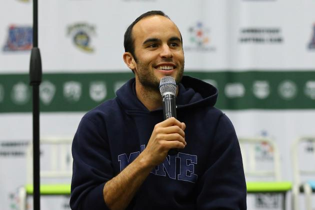 Landon Donovan Return to LA Galaxy 'definite,' Says Bruce Arena