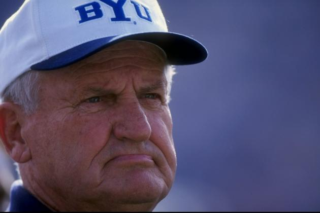 Former BYU Coach Edwards Receives Prestigious Award