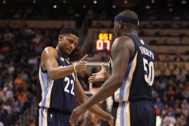 Will Marreese Speights Trade Keep Rudy Gay, Zach Randolph off the Trade Block?