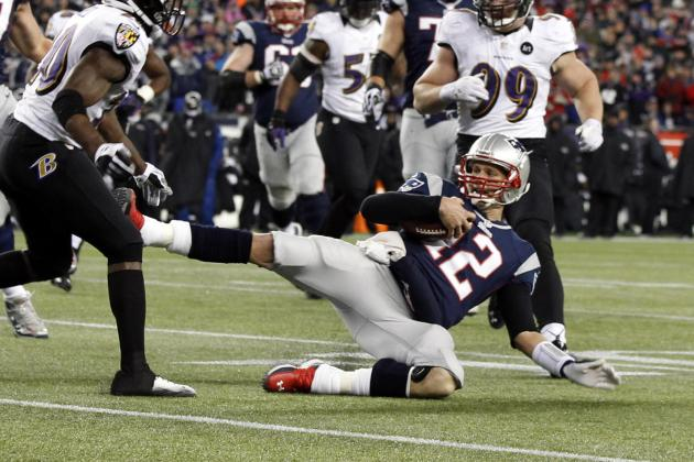 NFL Reportedly Reviewing Tom Brady Slide into Ed Reed