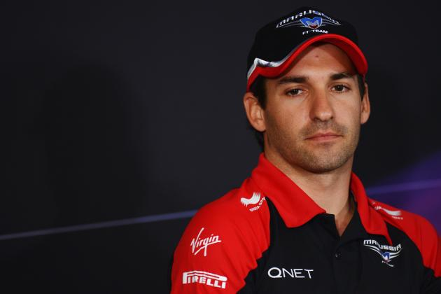 Timo Glock Looks to DTM After Losing F1 Seat