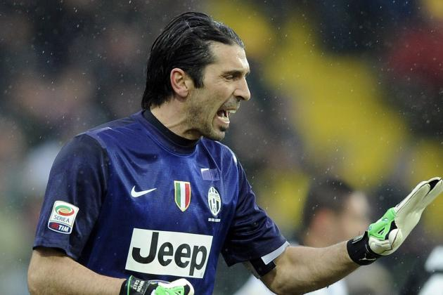 Buffon Set to Extend Deal Until 2015