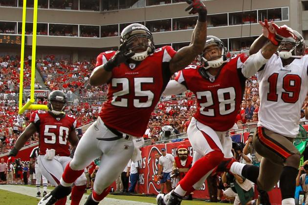 Two Falcons safeties are going to the ProBowl