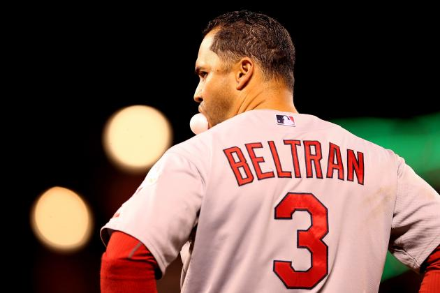 Beltran's Future Depends on the Present