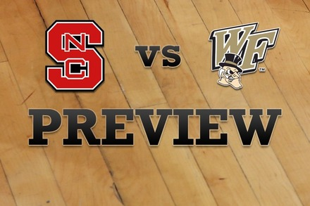 NC State vs. Wake Forest: Full Game Preview