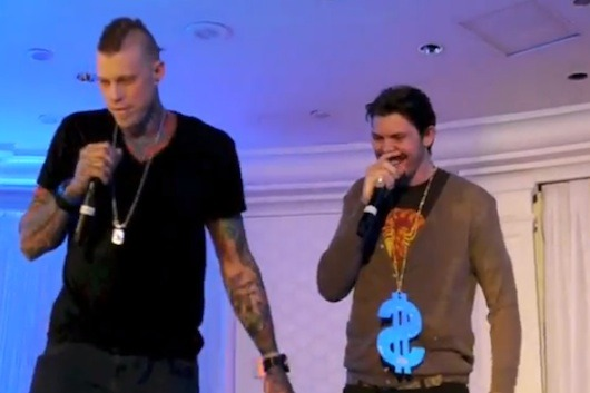 VIDEO: Mike Miller-Birdman Ice Ice Baby
