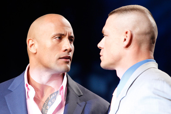 Royal Rumble 2013: What John Cena Can Learn from The Rock