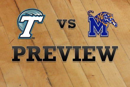 Tulane vs. Memphis: Full Game Preview