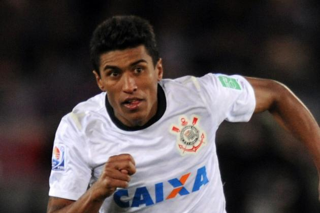 Inter Lodge €15m Bid for Paulinho