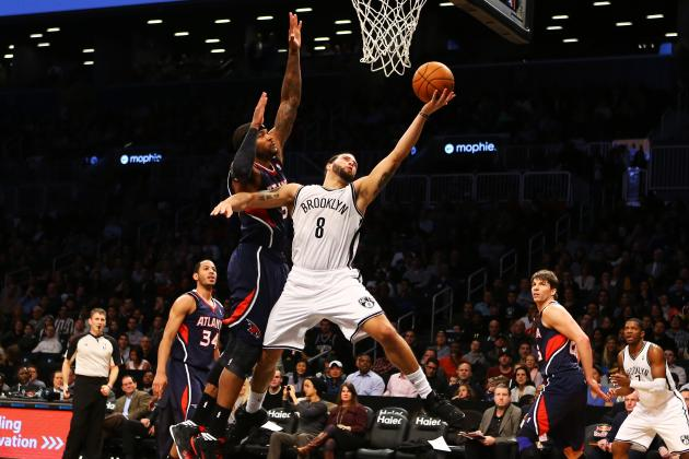 Johnson's 25 Guide Nets Past Knicks, 88-85, Within One Game of First Place