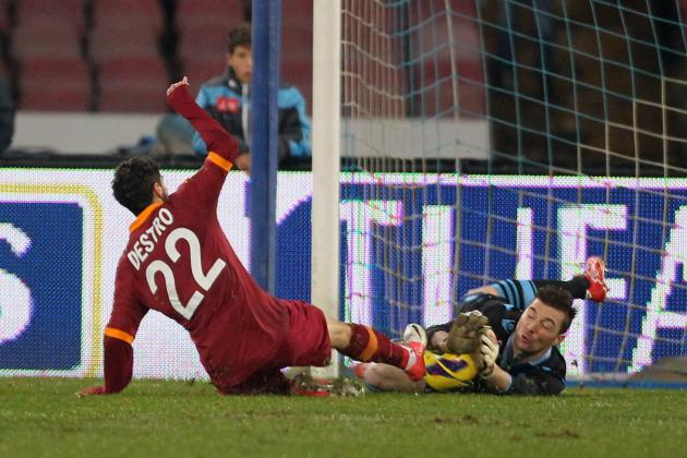 Why Roma's Mattia Destro Has Been Serie A's Biggest Disappointment