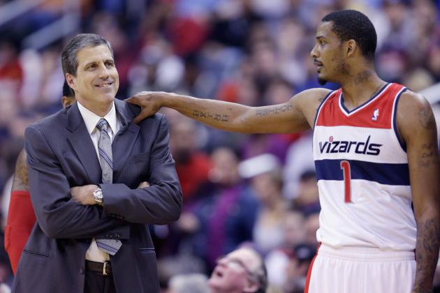 Wizards' Trevor Ariza Enjoying the Open Looks