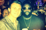 Johnny Football Parties with Rick Ross