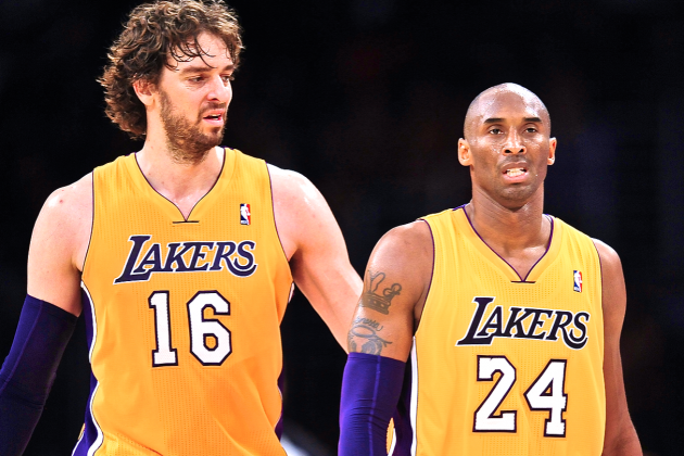 Pau Gasol Says Trade 'Certainly Looks Like a Possibility,' But Is It?