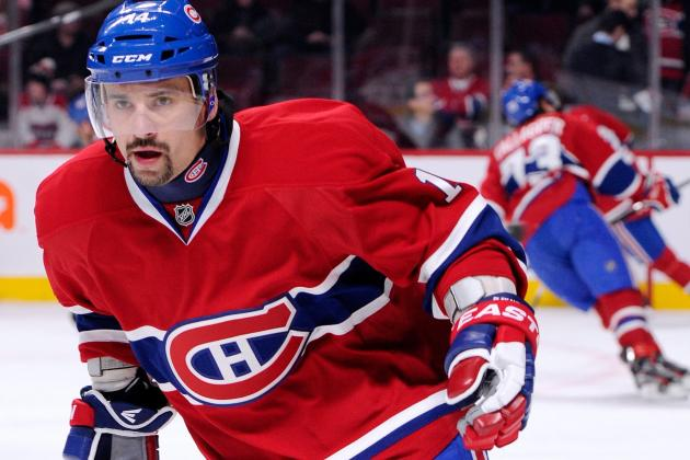 Habs Loss on Him, Plekanec Says