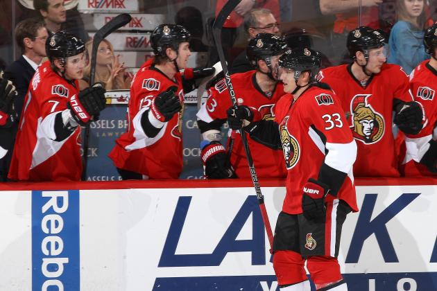 Senators Win Home Opener by Routing Panthers