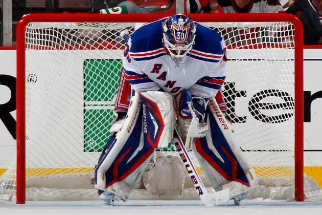 Where Does Henrik Lundqvist Rank Among the All-Time Great NY Rangers?