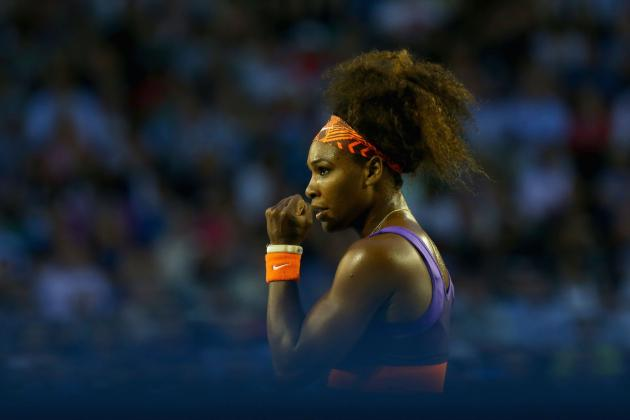 Serena Williams: Analyzing Possibility Serena Sweeps 2013 Grand Slam Tournaments