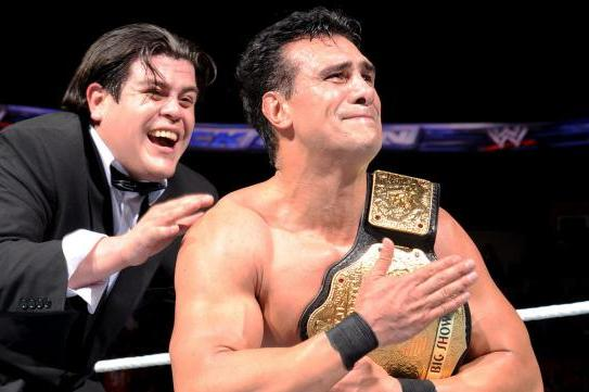 Alberto Del Rio Needs a Win Against the Big Show at the Royal Rumble