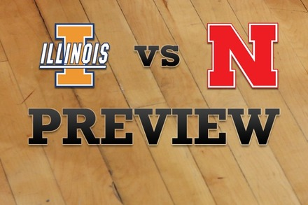 Illinois vs. Nebraska: Full Game Preview