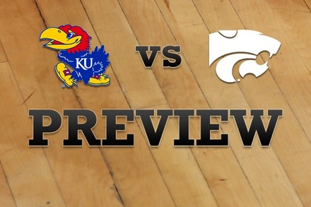 Kansas vs. Kansas State: Full Game Preview