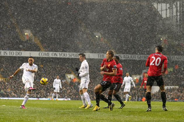 Premier League: Will Clint Dempsey's Equalizer Cost Manchester Utd the Title?