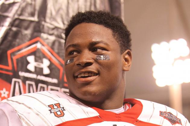 5-Star LB Reuben Foster Sets Official Visit to Auburn