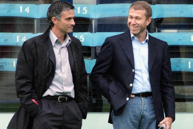 Mourinho Set for Chelsea Return After Texting Roman Abramovich?