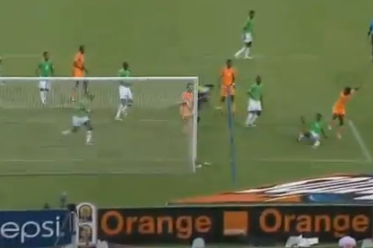 Brilliant Finish!!! Gervinho Secures Ivory Coast Win over Togo