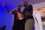 LeBron, Wade Bomb at Karaoke