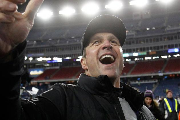 Players Give Credit to John Harbaugh