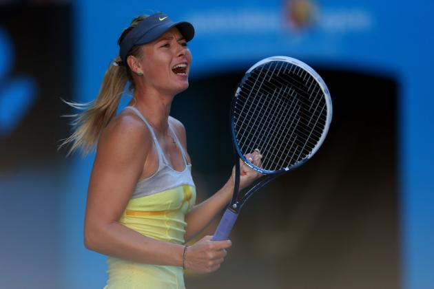 Australian Open 2013: Predictions for Day 11's Semifinal Matchups