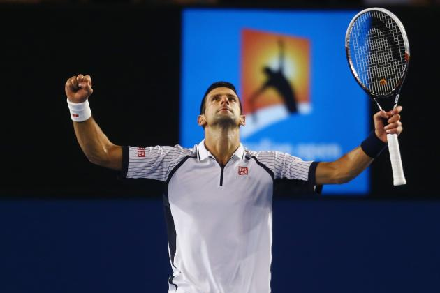 Novak Djokovic: Preview of Semifinal Match vs. David Ferrer at Australian Open