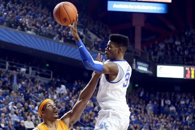 Auburn Center Believes Nerlens Noel Is About the Same Player as Anthony Davis