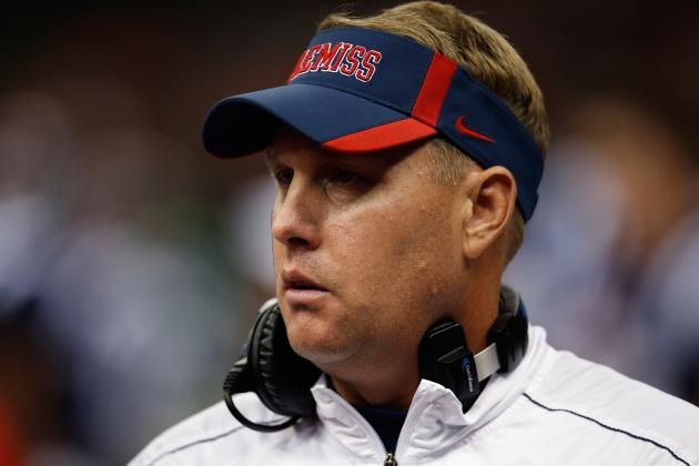 Mississippi State, Ole Miss Coaches Take Recruiting Battle Public