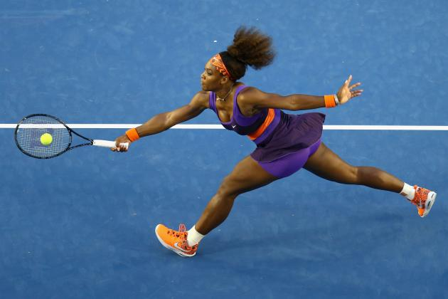 Australian Open 2013: What's Standing in Serena Williams' Way of Another Title?